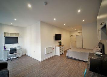 Thumbnail Studio to rent in St. Marks Street, City Centre, Nottingham