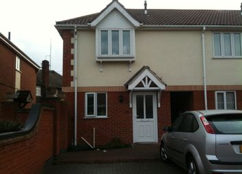Thumbnail 3 bed end terrace house for sale in Hickman Court, Gainsborough