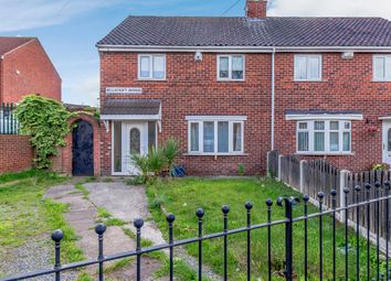 Thumbnail 2 bed end terrace house for sale in Bellscroft Avenue, Rotherham, South Yorkshire