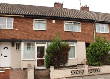 Thumbnail 3 bed terraced house for sale in Preston Way, Crosby, Merseyside