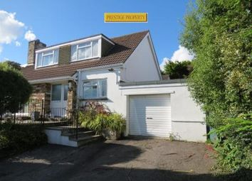 Thumbnail 4 bed detached house for sale in Duporth Bay, Duporth, St. Austell