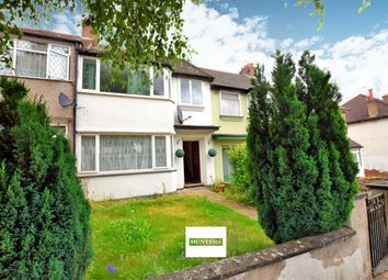 Thumbnail 3 bed terraced house for sale in Clare Road, Greenford