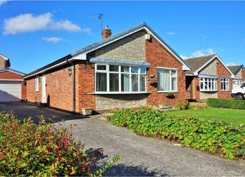 Thumbnail 3 bed detached bungalow for sale in Hanbury Close, Doncaster