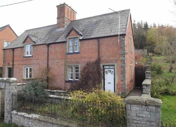 Thumbnail 2 bed property for sale in 1, The Pentre, Leighton, Welshpool, Powys
