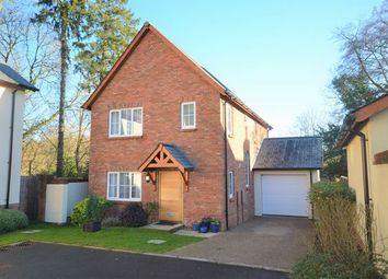 Thumbnail 3 bed detached house for sale in Aubyns Wood Close, Tiverton
