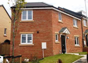 Thumbnail 3 bed end terrace house for sale in Kirkfields, Sherburn Hilll, Durham