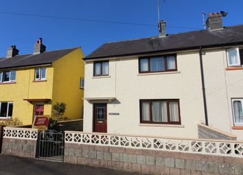 Thumbnail 3 bedroom semi-detached house for sale in Maes Yr Awel, Tregaron