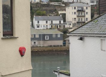 Thumbnail 2 bed flat to rent in Looe
