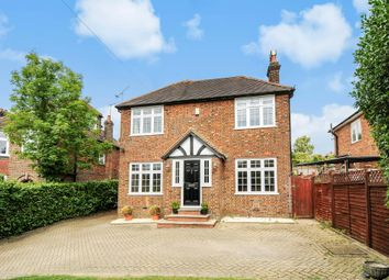 Thumbnail 4 bed detached house to rent in Chequers Hill, Amersham