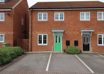 Thumbnail 3 bed semi-detached house to rent in Gardenia Way, Billingham
