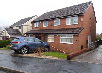 Thumbnail 3 bedroom semi-detached house for sale in Deepfield Close, St. Fagans, Cardiff