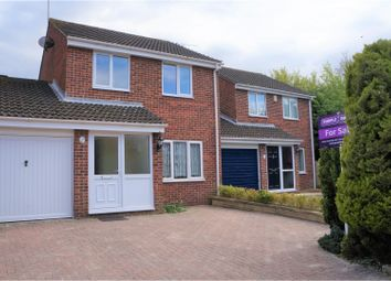 Thumbnail 3 bed link-detached house for sale in Rochester Close, Swindon