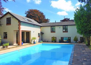 Thumbnail 4 bed detached house for sale in Gwerneinon Road, Derwen Fawr, Swansea