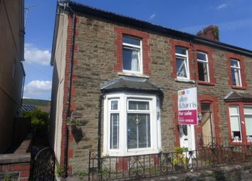 Thumbnail 3 bed end terrace house for sale in Oxford Street, Nantgarw, Cardiff