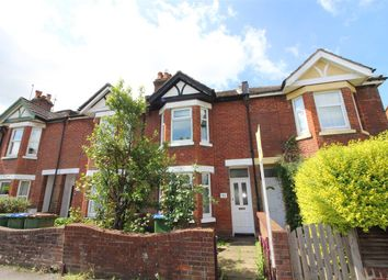 Thumbnail 3 bed terraced house to rent in Charlton Road, Shirley, Southampton