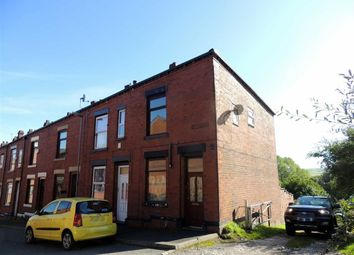 Thumbnail 3 bed end terrace house for sale in Aspull Street, Oldham
