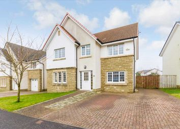 Thumbnail 6 bed detached house for sale in Wakefield Avenue, Lindsayfield, East Kilbride