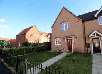 Thumbnail 3 bed end terrace house for sale in Bluebell Close, Spalding