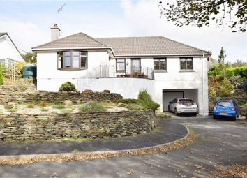 Thumbnail 4 bed detached bungalow for sale in Warrensfield, Camelford, Cornwall
