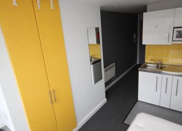 Thumbnail  Studio to rent in The Stack, Upper George Street, Luton
