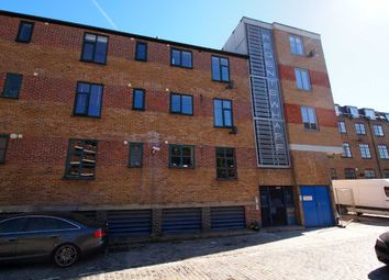 Thumbnail 1 bed flat for sale in Wharf Place, London