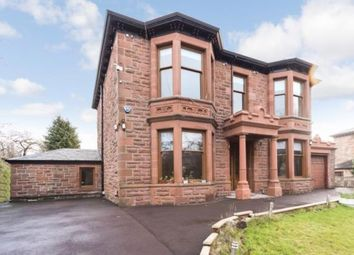 Thumbnail 6 bed detached house for sale in Torridon Avenue, Glasgow, Lanarkshire