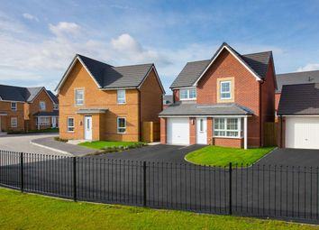 """Thumbnail 3 bed end terrace house for sale in """"Morpeth"""" at Dearne Hall Road, Barugh Green, Barnsley"""