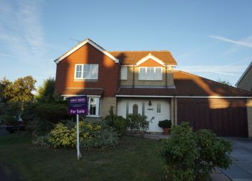 Thumbnail 4 bed detached house for sale in Sunnyside, Worksop