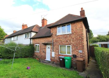 Thumbnail 1 bed flat for sale in Tithby Drive, Sherwood, Nottingham