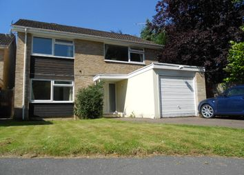 Thumbnail 3 bed detached house to rent in Dene Tye, Crawley