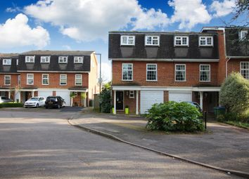 Thumbnail 4 bedroom end terrace house for sale in Lintott Gardens, Horsham