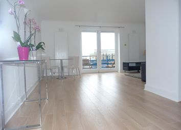 Thumbnail 1 bed flat to rent in Tower Bridge Wharf, 86 St. Katharines Way, Wapping