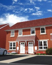 Thumbnail 2 bed semi-detached house for sale in Nine Days Lane, Redditch