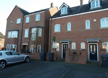 Thumbnail 3 bed terraced house for sale in Brewers Square, Edgbaston, Birmingham, West Midlands