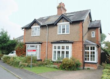 Thumbnail 2 bed semi-detached house for sale in Cross Road, Alcester