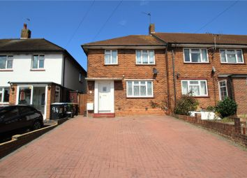 Thumbnail 3 bedroom end terrace house for sale in Tyrrell Avenue, South Welling, Kent
