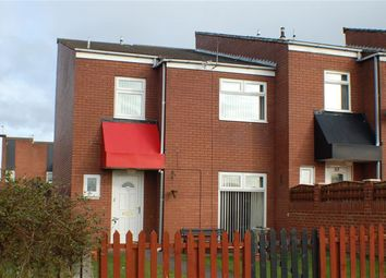 Thumbnail 3 bed end terrace house for sale in Hertford Avenue, South Shields, South Shields