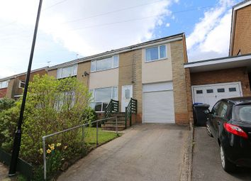 Thumbnail 5 bed semi-detached house for sale in Everard Drive, Bradway, Sheffield, South Yorkshire