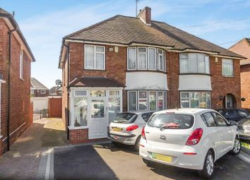 Thumbnail 3 bed semi-detached house for sale in Springfield Road, Castle Bromwich, Birmingham