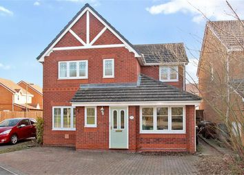 Thumbnail 4 bed detached house for sale in Ascot Road, Oswestry