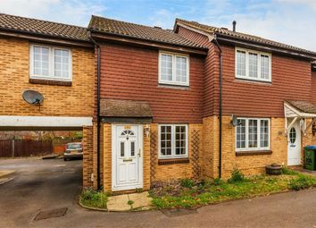 Thumbnail 3 bed terraced house for sale in Shaw Drive, Walton-On-Thames, Surrey