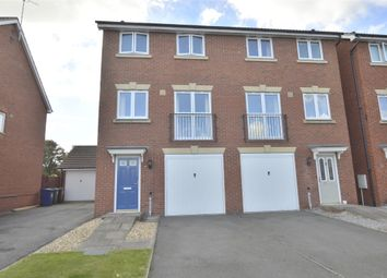 Thumbnail 3 bed semi-detached house for sale in Davey Road, Tewkesbury, Gloucestershire