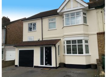 Thumbnail 6 bed semi-detached house for sale in Rush Green Road, Romford