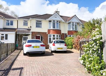 Thumbnail 3 bed semi-detached house for sale in Green Road, Swindon
