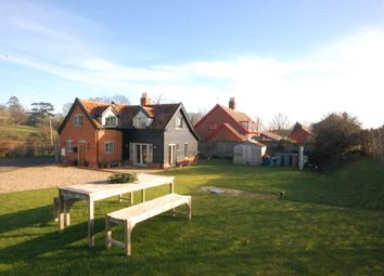 Thumbnail 3 bedroom detached house for sale in Shop Lane, Little Glemham, Woodbridge