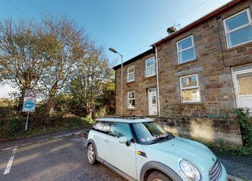 3 bed terraced house for sale in Richmond Street, Heamoor, Penzance, Cornwall. TR18