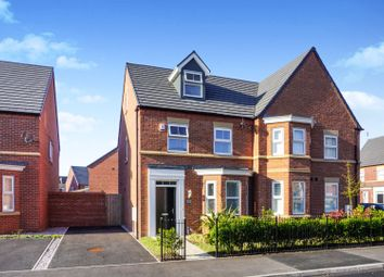 3 bed semi-detached house for sale in Upperbrook Way, Liverpool L4