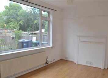 Thumbnail 2 bedroom maisonette to rent in Manor Close, Barnet, Hertfordshire