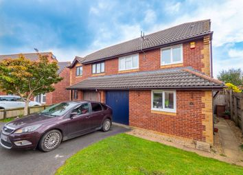 Thumbnail Semi-detached house for sale in Elizabeth Road, Bude