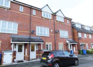 Thumbnail 3 bed town house for sale in Abbeyfield Close, Stockport